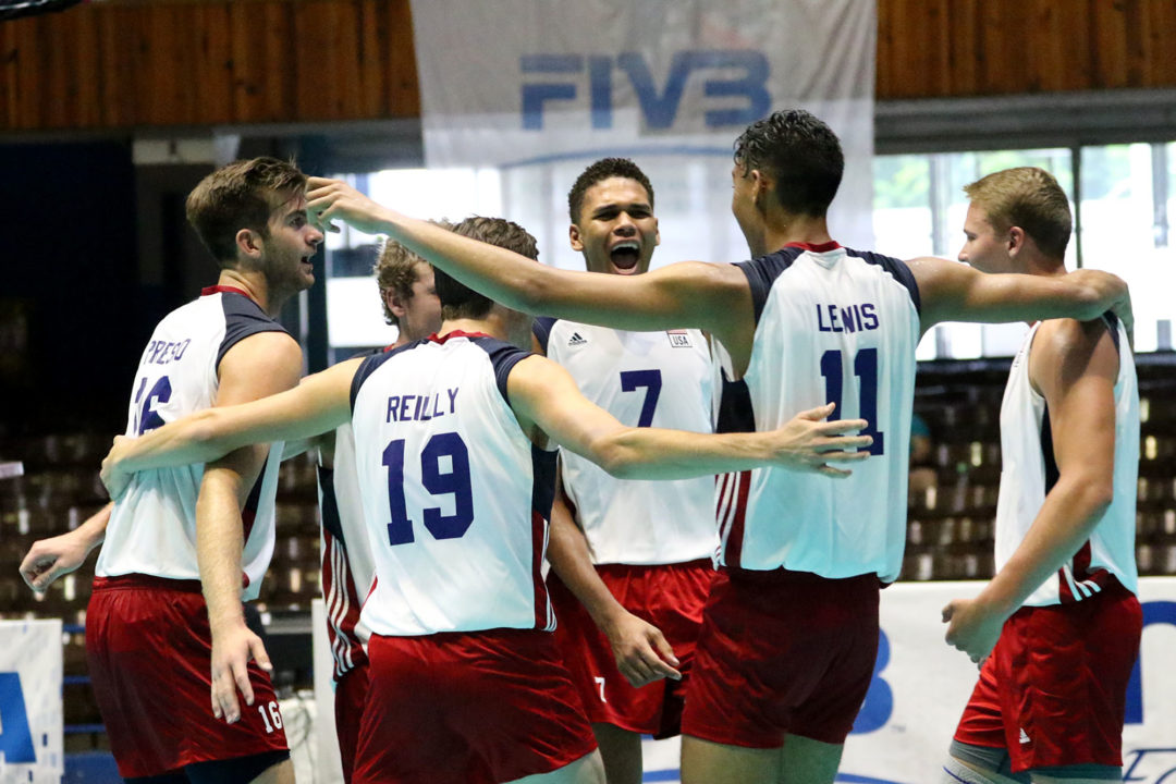 United States Tops Canada, Moves to Semis of NORCECA U-21