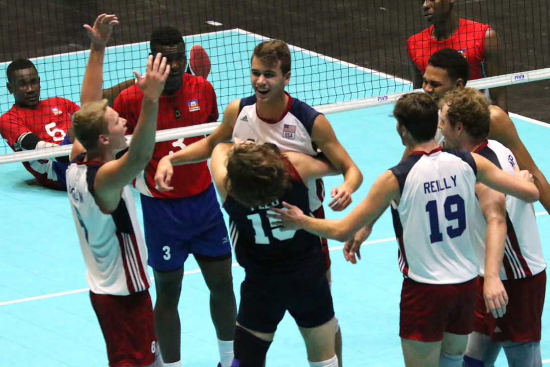 Semifinal Spots to be Decided on Day 3 of the NORCECA U-21