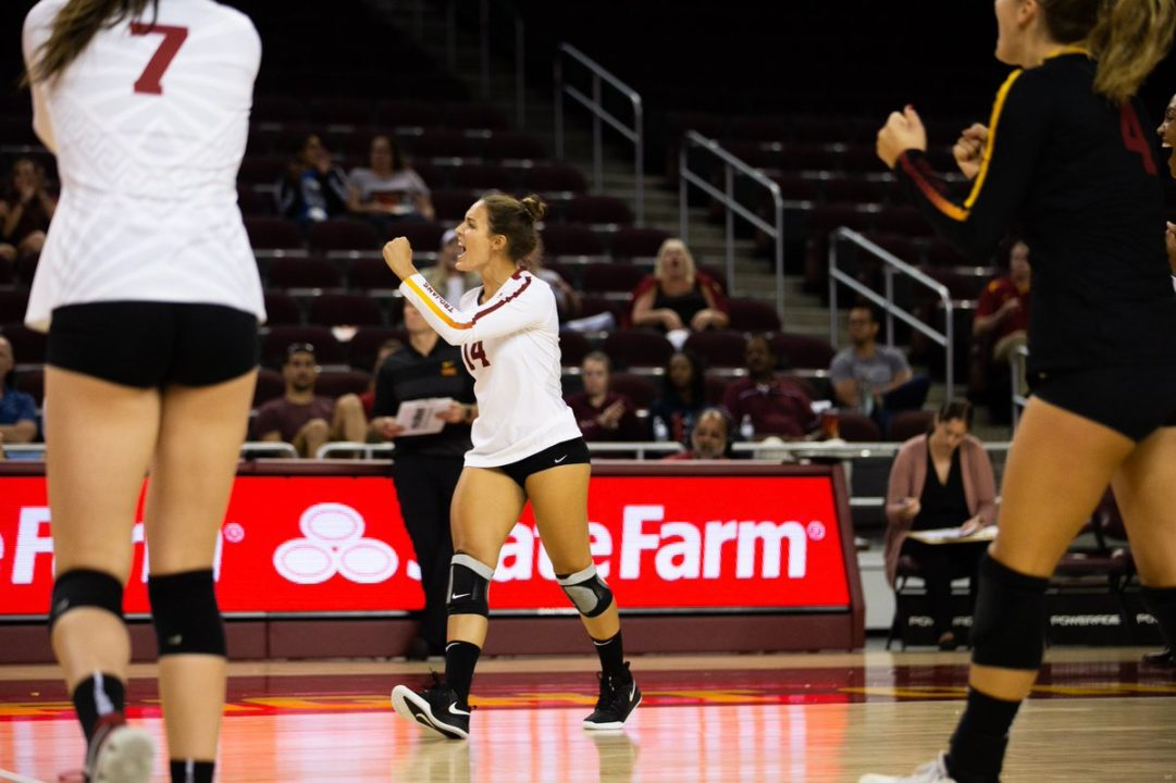 #10 USC Tops #18 Creighton in 5 for Trojan Invite Title