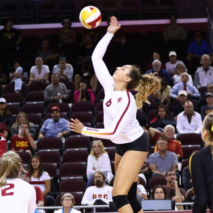 Post-Week 1 Women's Volleyball Notebook: USC, Texas, UNI, CSU, Wyoming