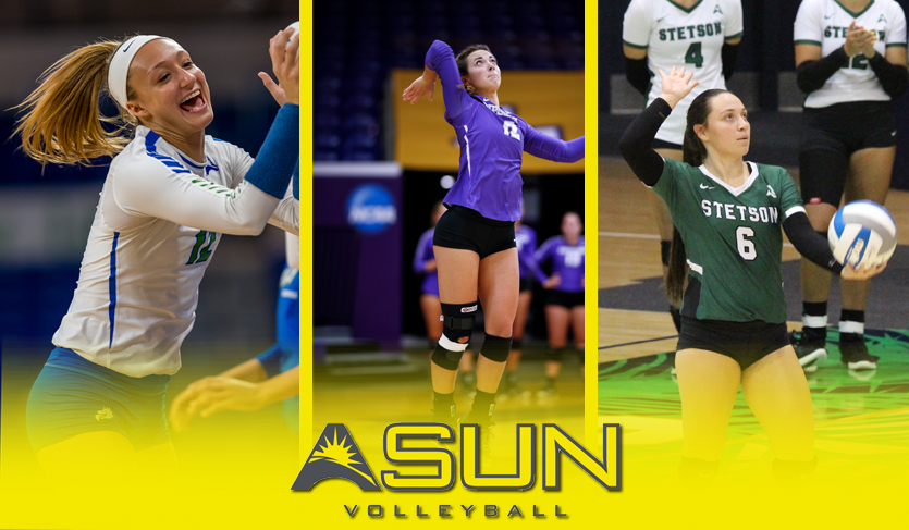 VanLiew, Nusbaum Named A-Sun Co-Players of the Week