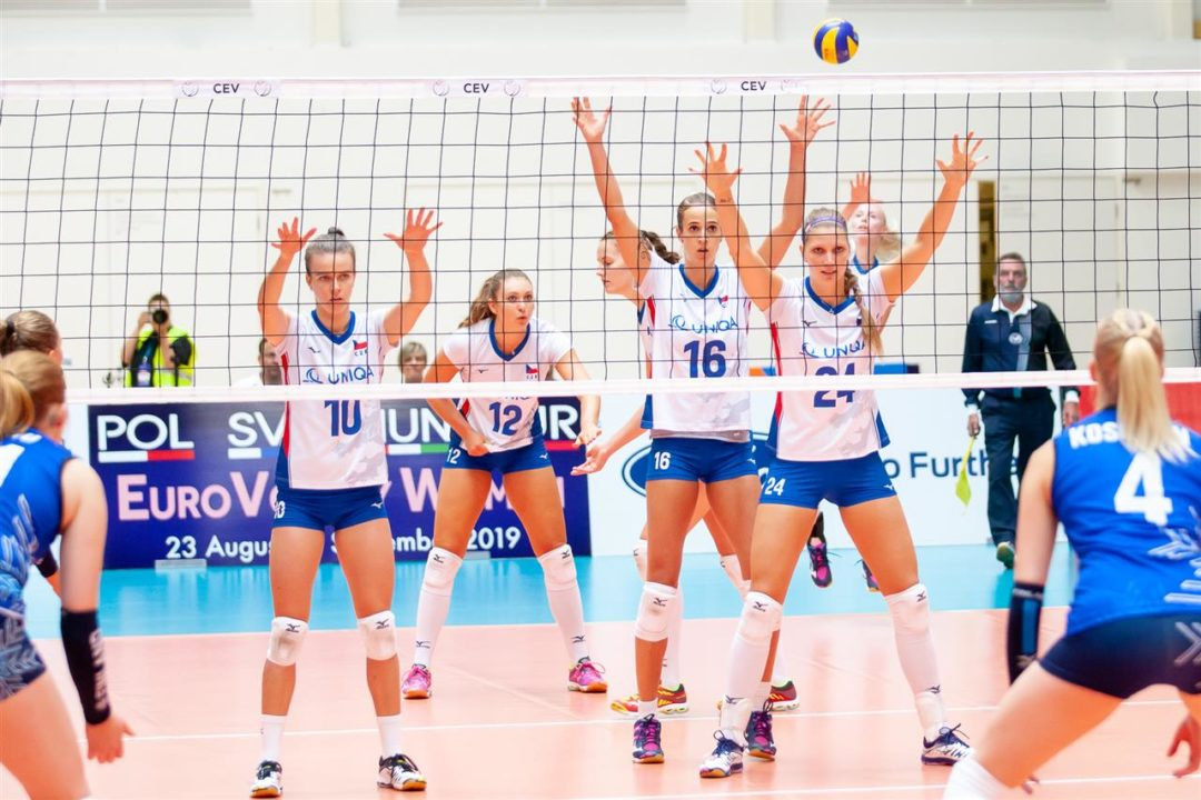 Finland Shocks Czech Team In Day 2 Of Of Euro-W Qualifiers