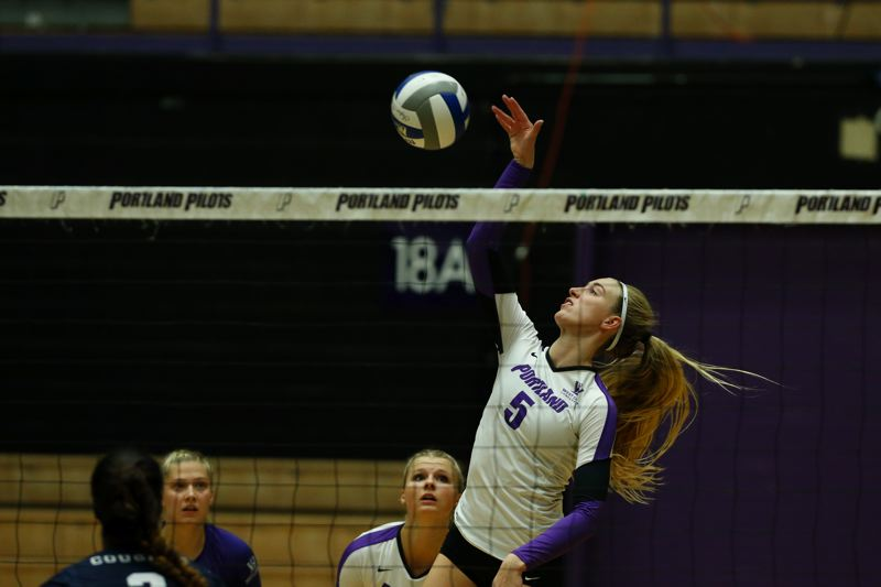 Portland Pilots Fly to 3rd-Straight Title