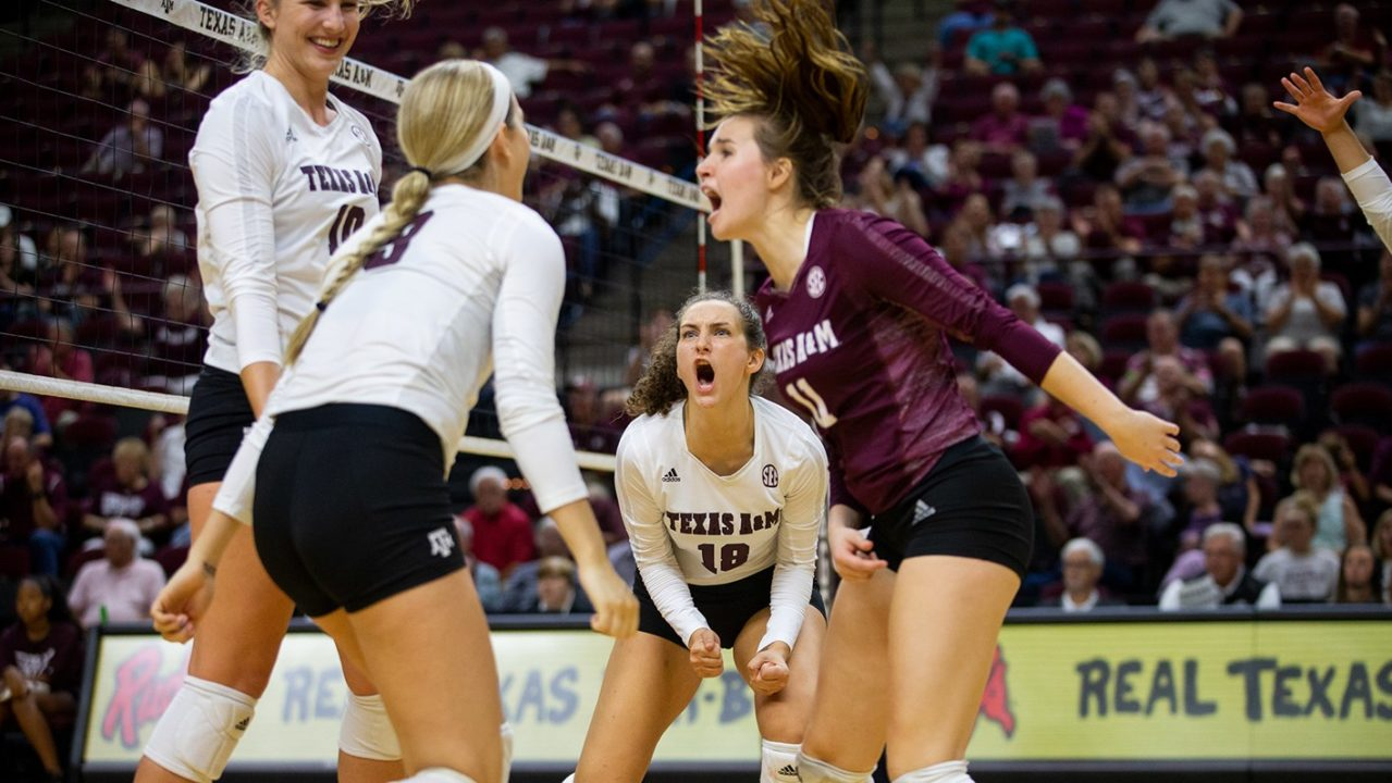 SEC: Texas A&M Upsets RV Georgia, Otherwise Favorites Prevail
