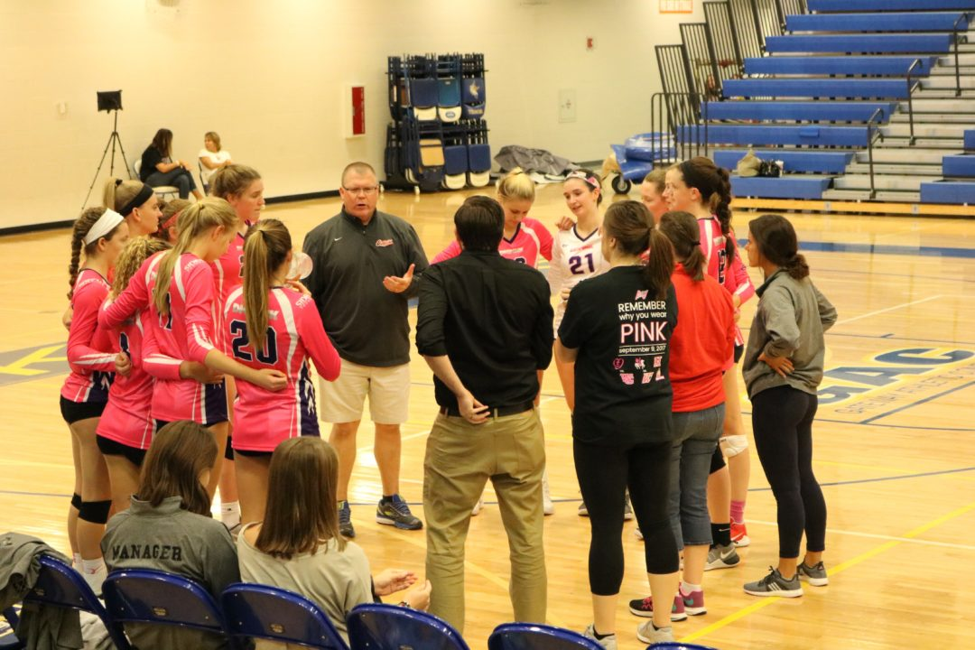 St. Joseph's Academy set for clash with Cor Jesu in Dig Pink Challenge
