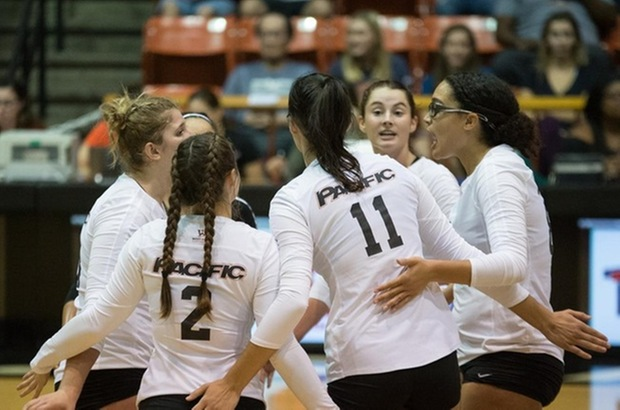 WCC: BYU Continues Dominance in League Action, Pacific Also Sweeps
