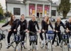 Hungarian Players Celebrate European Mobility Week With Bike Ride