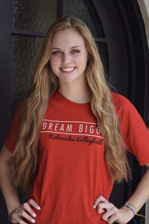 Nebraska Tacks On Fifth 2021 Commit in 6'4″ OH Ally Batenhorst