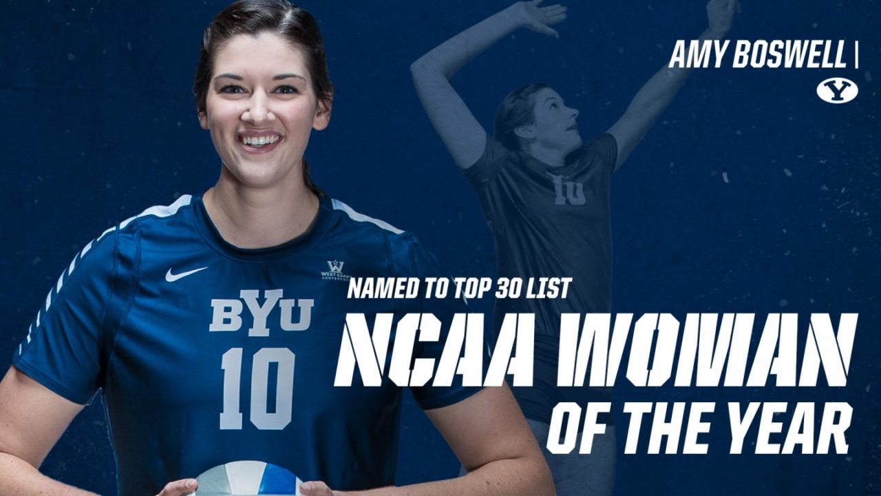 6 Volleyballers Named Top 30 for 2018 NCAA Woman of the Year