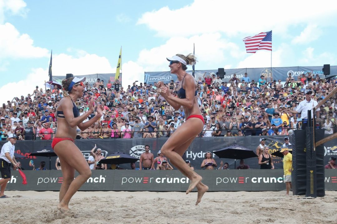 Bringing Home the Championship: Klineman/Ross Win 3rd AVP Title