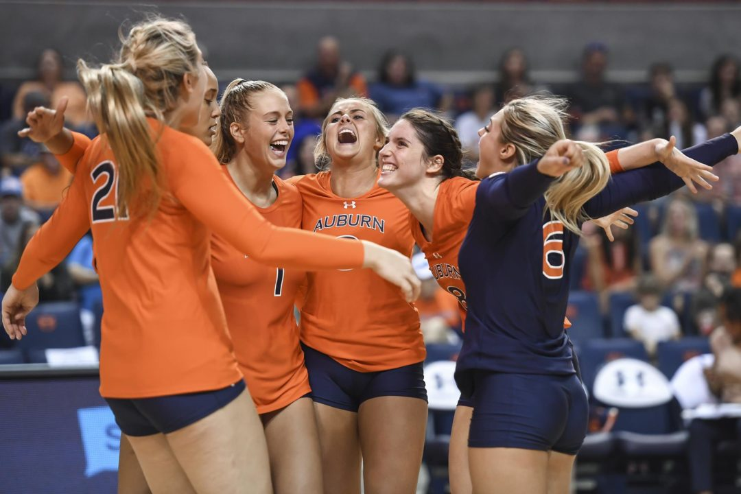 Auburn Follows McIlroy's Double-Double to 3-1 win over FSU