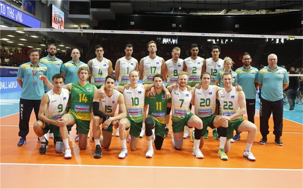 The Volleyroos – Australia's Best Diplomats