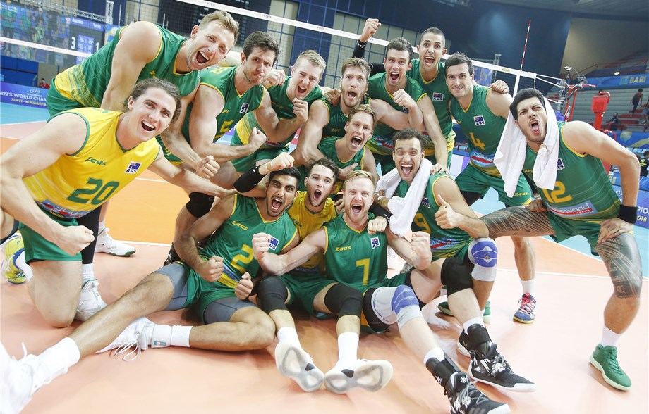 Australia Claims Final Spot in Second Round from Pool C