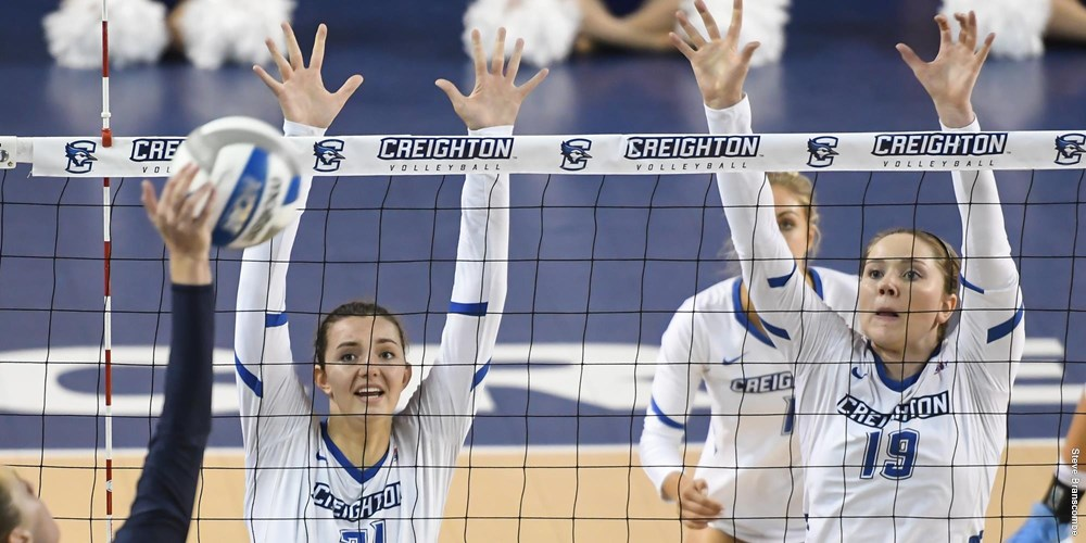 Creighton's Ballenger, Hickman Take Home Big East's Top Honors