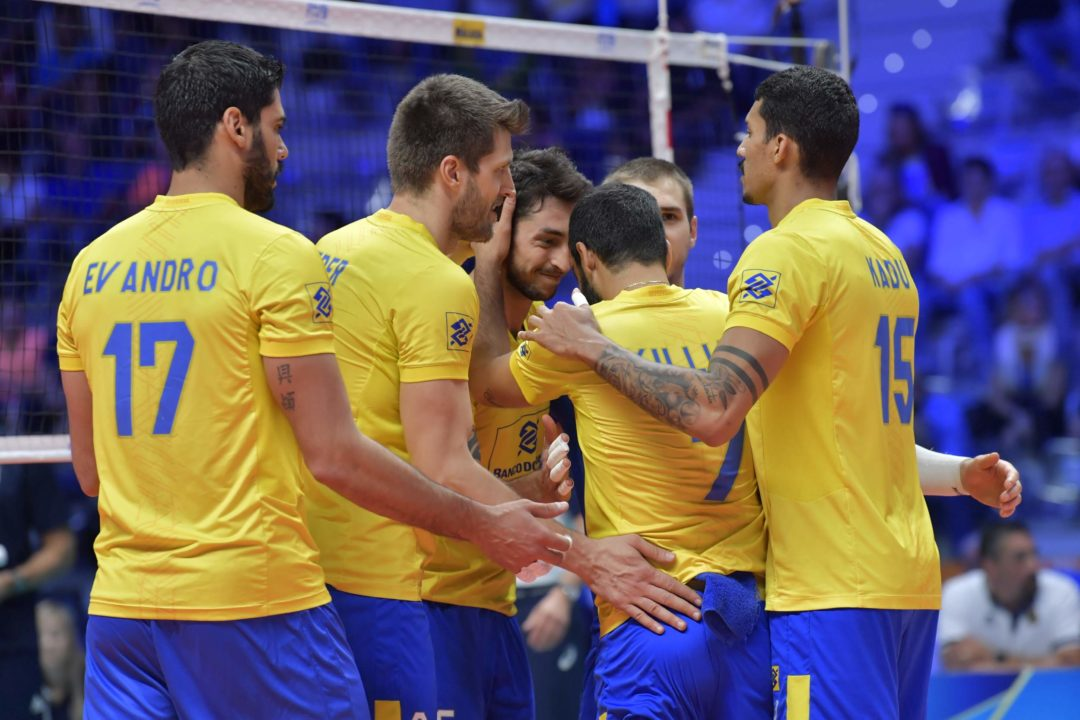 Projected FIVB Men's National Team Rankings After World Championships