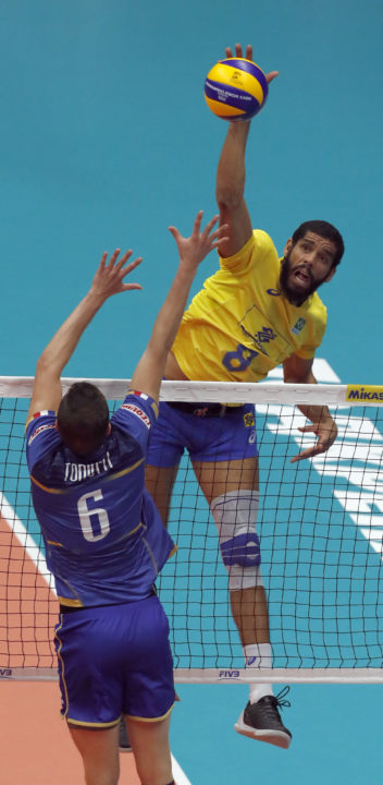 Men's Volleyball World Championships: September 13th Daily Summary