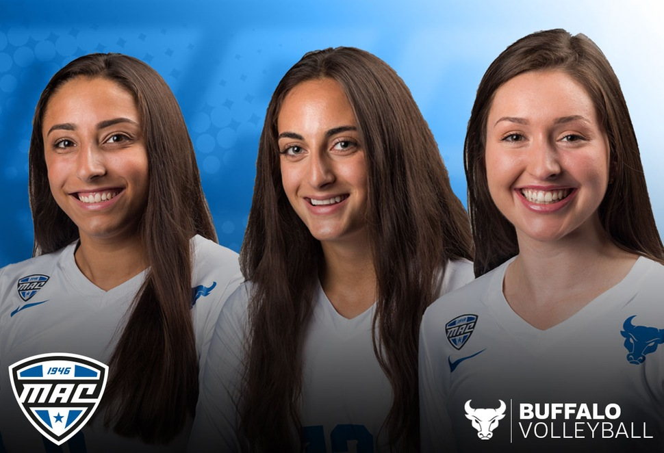 Buffalo Sweeps MAC East Honors, Eastern Michigan Earns 3 MAC West Nods
