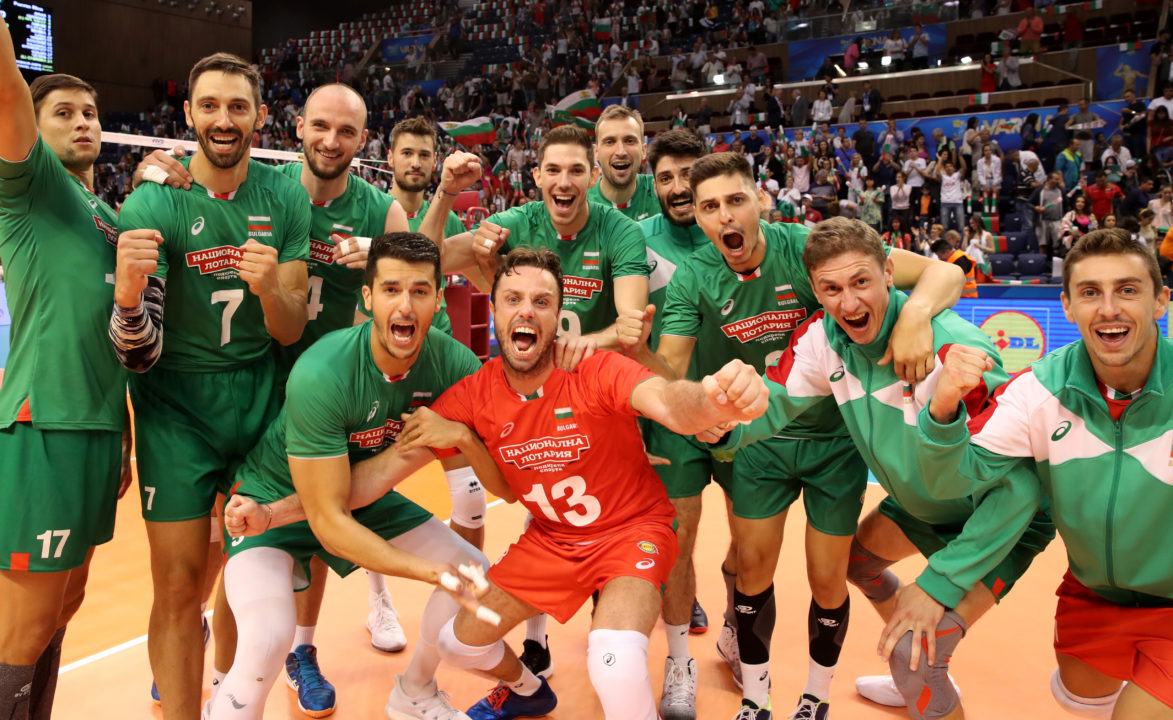 Bulgaria Punches Ticket to Round 2 with Sweep, Finland Tops Cuba in 4