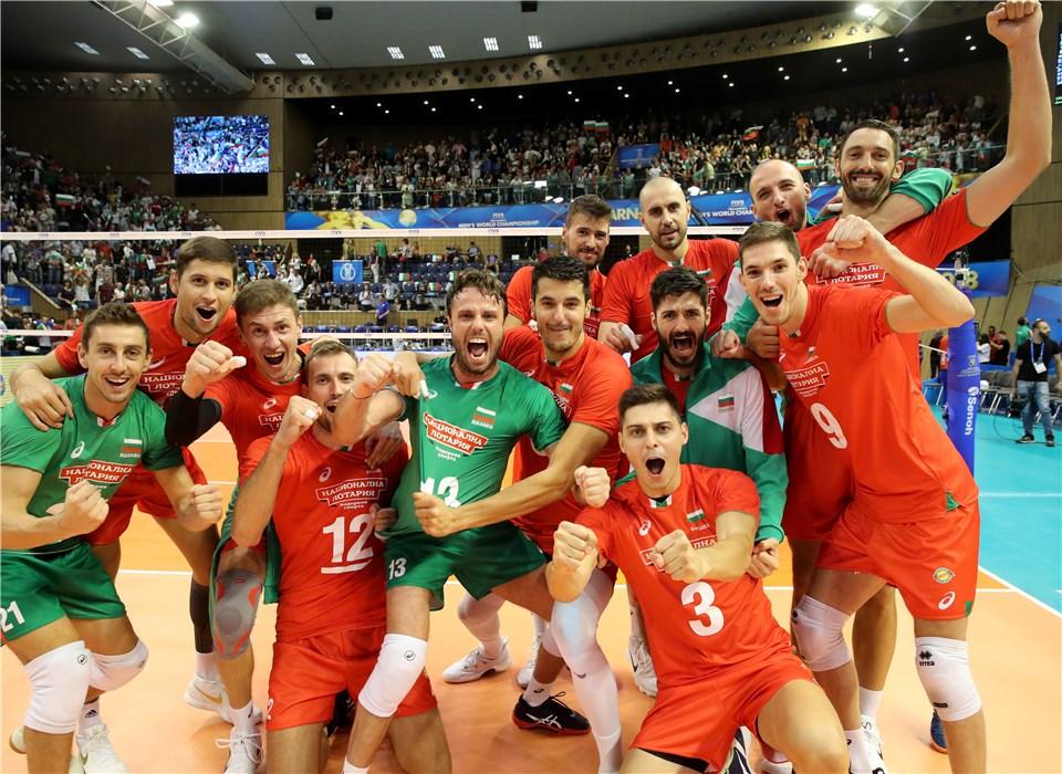Bulgaria Knock out Cuba, Finland Defeats Puerto Rico in Pool D
