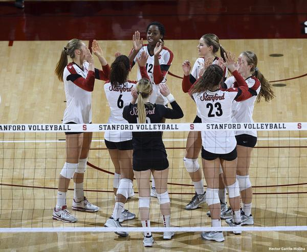 Stanford Wins 17th Straight with Road Sweep of USC