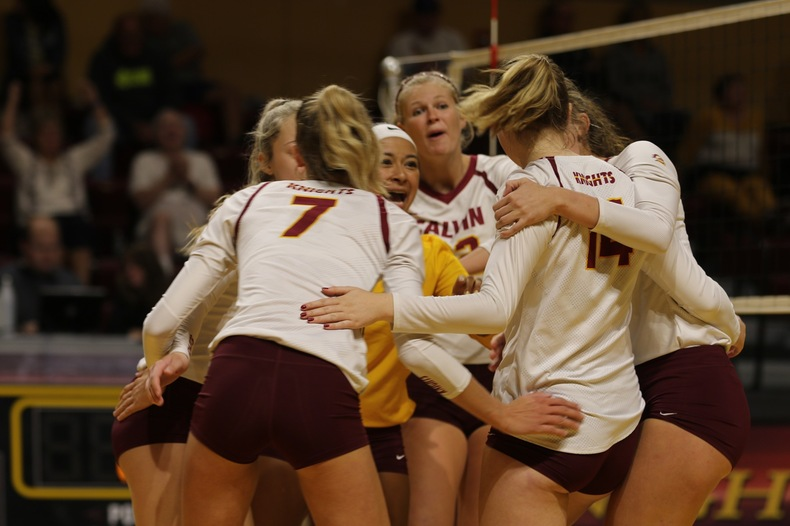 Four Teams Split First Place Votes in Division III Poll