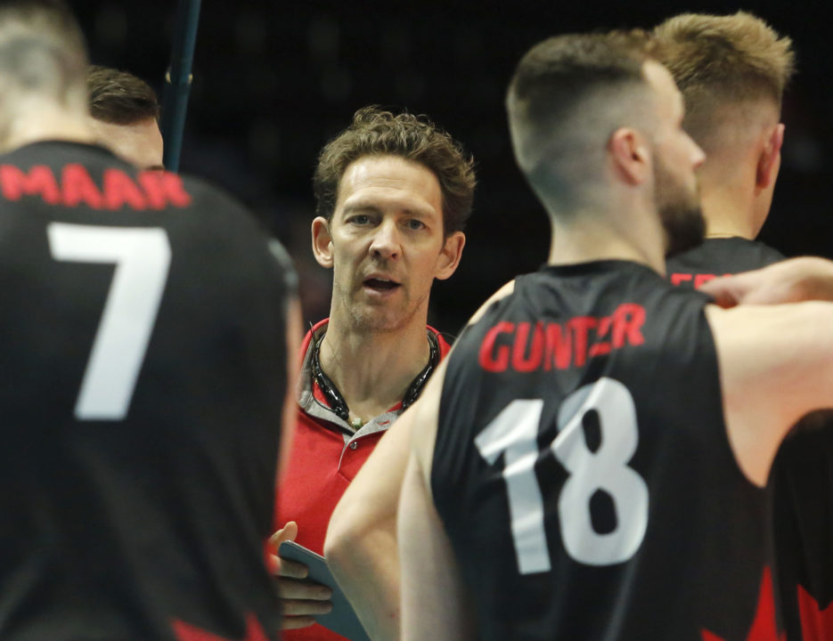 Volleyball Canada Announces Final Roster for Men's World Championships