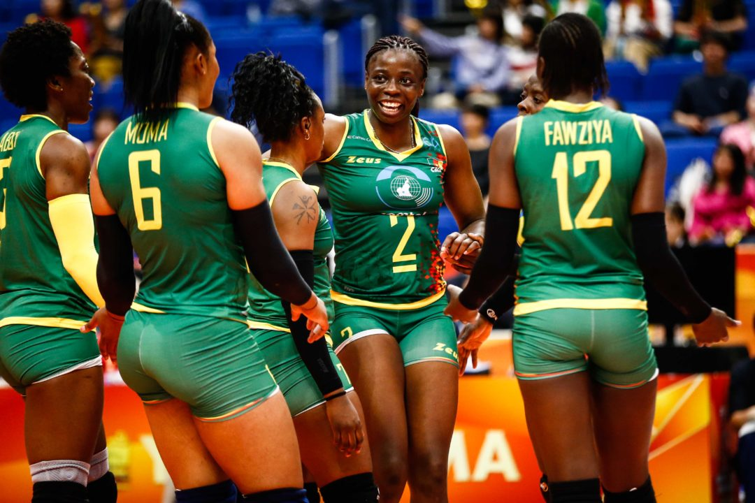 Cameroon Wins Africa's First-Ever Women's World Champ. Match (Pool A)