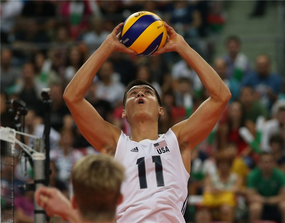 Micah Christenson is Having the Best WCH of Any Setter
