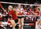 Loberg Sparks #7 Wisconsin to Five-Set Upset of #5 Nebraska