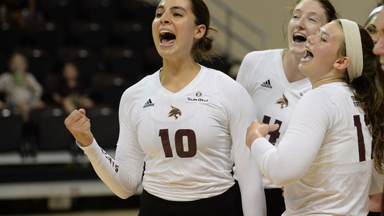 Texas State Notches 20th Win, Stay Perfect in Sun Belt