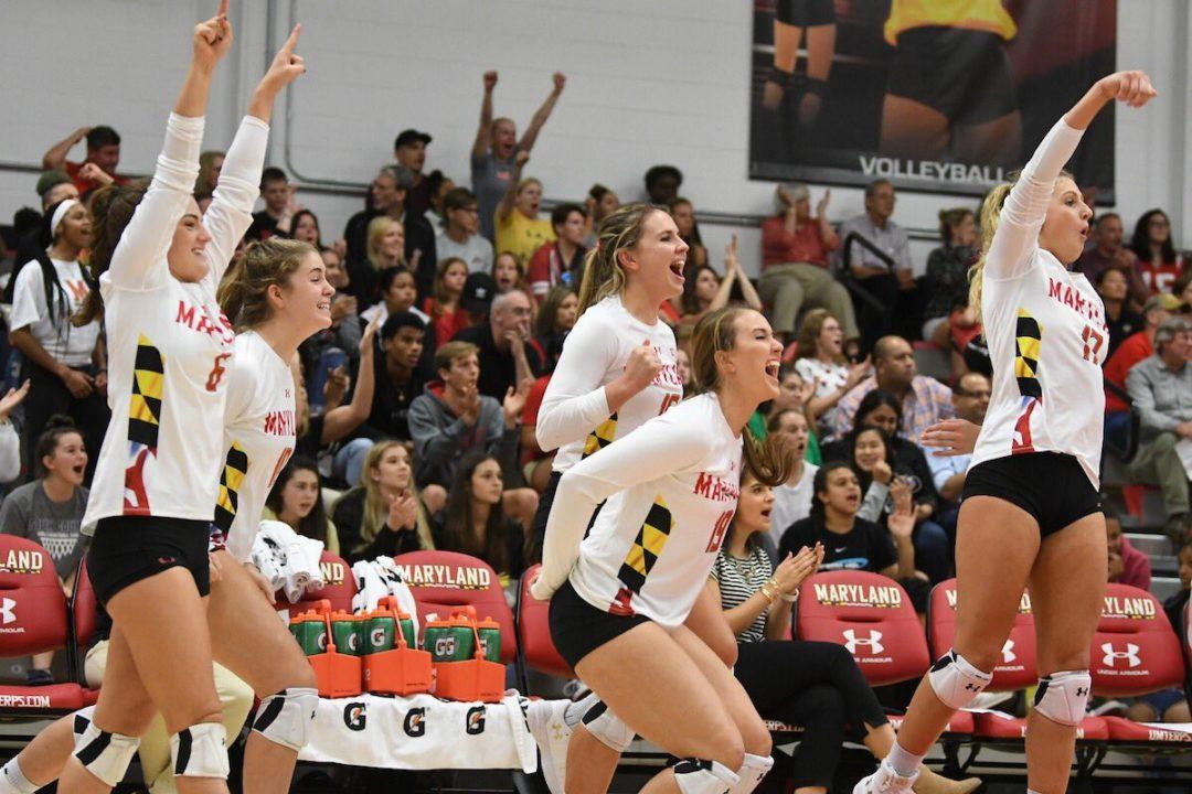 Big Ten Volleyball: Maryland's 5-Set Thriller Highlights Saturday Play