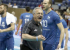 FIVB Suspends Argentina Coach for Match Against Serbia