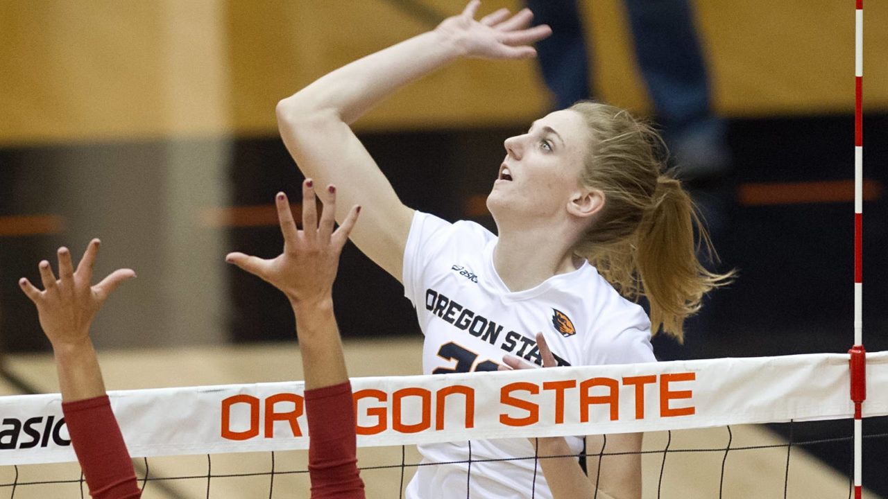 VolleyMob Top 25 Power Rankings (Week 4): Oregon State Makes 8 Ranked in Pac-12