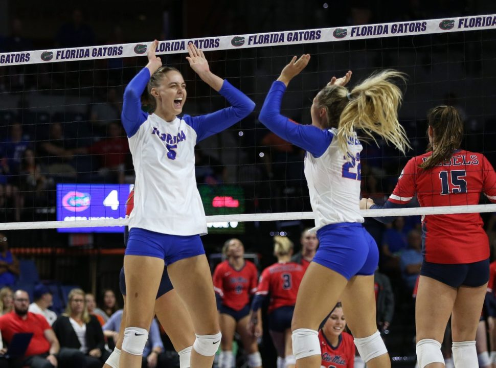Florida Sweeps Alabama to Stay Perfect in SEC at 4-0