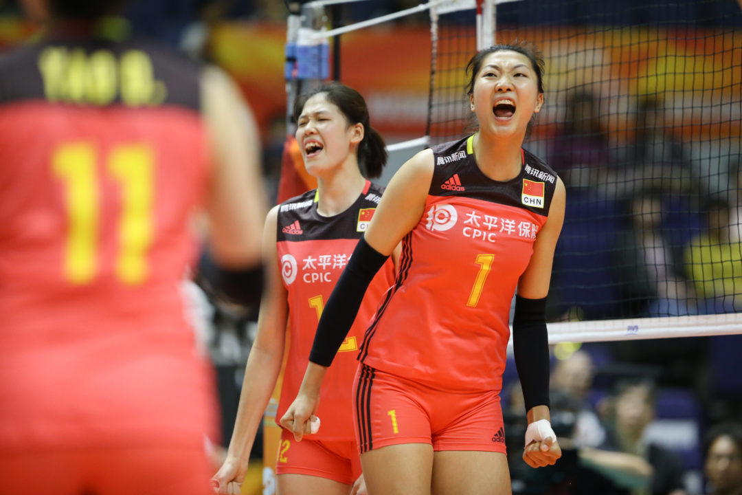 China, Italy, Turkey All Grab Sweeps to Open Pool B