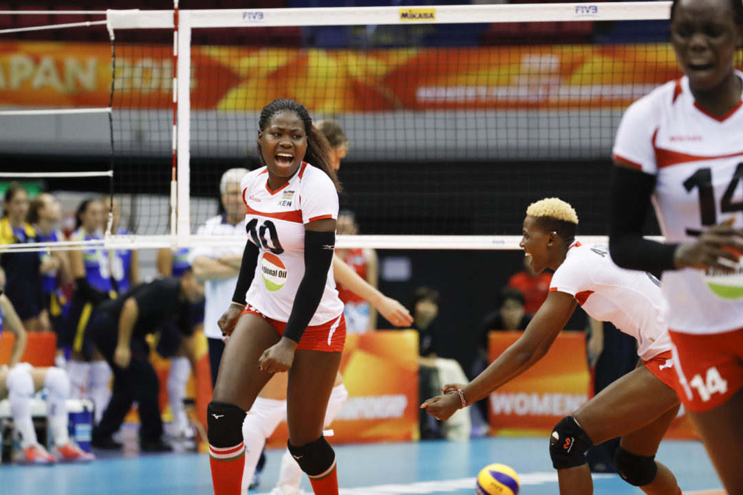 Kenya Wins First-Ever World Championship Match in Pool D