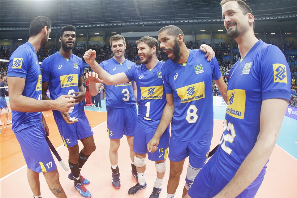 Brazil Secures F6 Spot And Belgium Keeps Its Hopes Alive – WCH Pool F