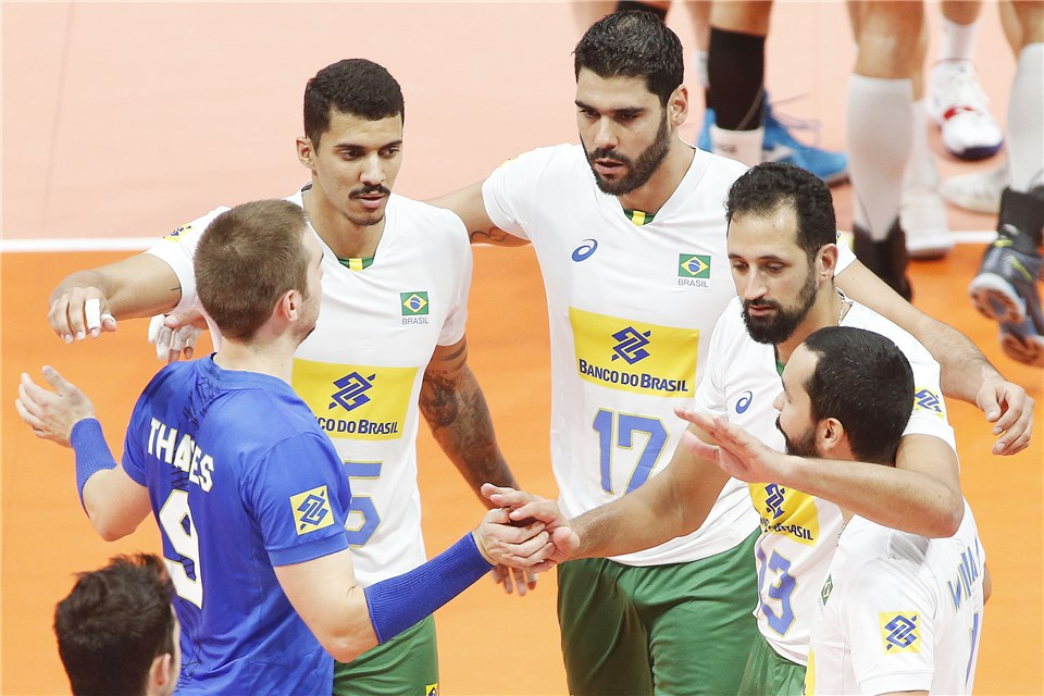 Brazil Comes Back From Behind To Beat Belgium And Close Pool F Play