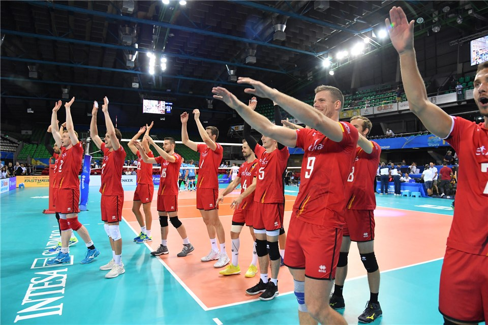 Belgium Shocks Argentina As Pool A Resumes Play In Florence