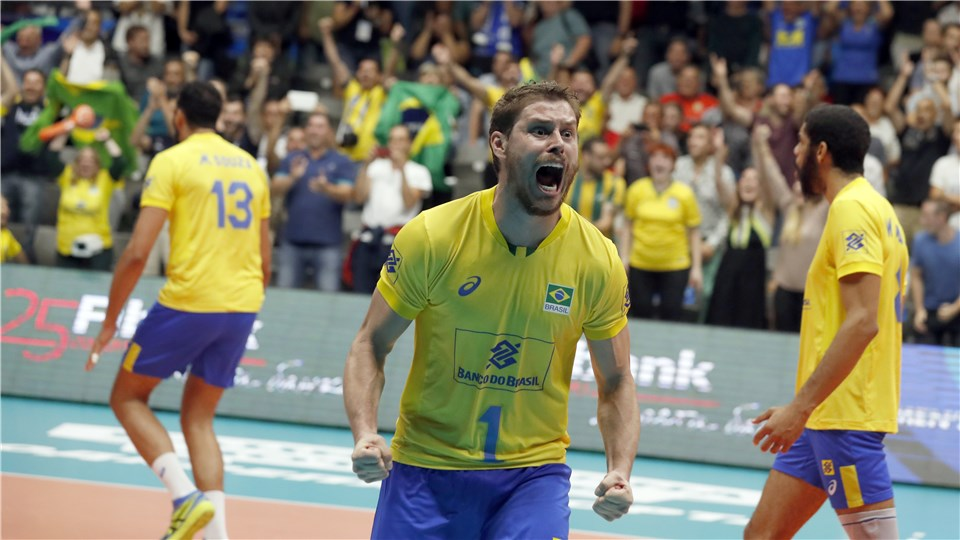 Brazil Defeats France 3-2 After Two And A Half Hours Of Play – Pool B