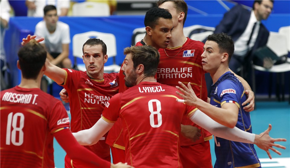 France Downs Egypt Despite Having To Sit Ngapeth And Le Roux – Pool B