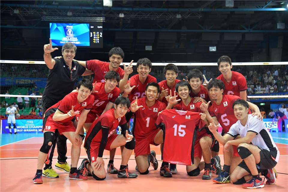 Volleymob's WCH Eliminated Squads Dream Team