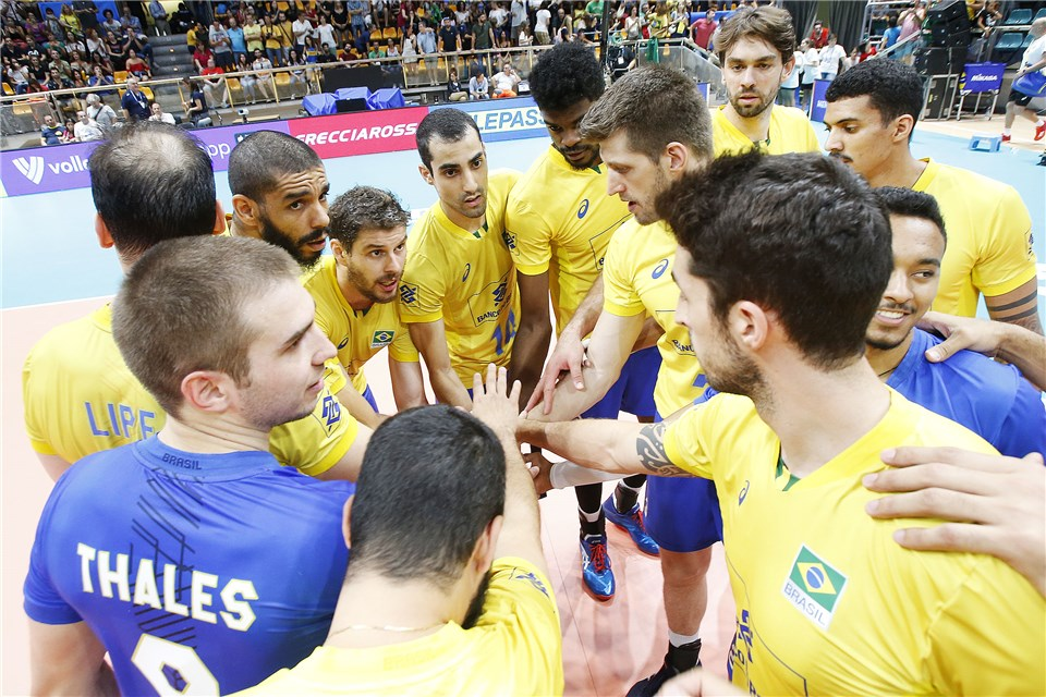 Brazil And Slovenia Start Off Round 2 Strong – Pool F Recap