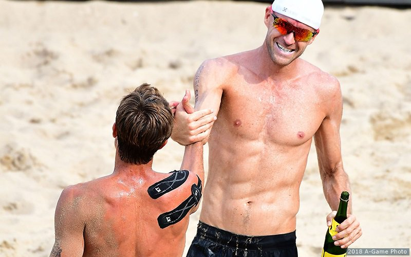 WATCH LIVE: King of the Court – Huntington Beach,Saturday at 3 p.m. ET