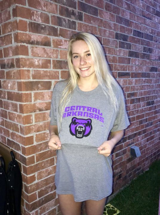 Class of 2019 DS/L Hannah Crawford Commits to Central Arkansas