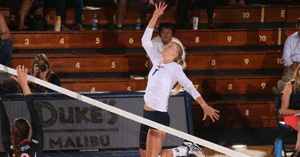 Pepperdine's Frohling Tabbed as WCC Player of the Week