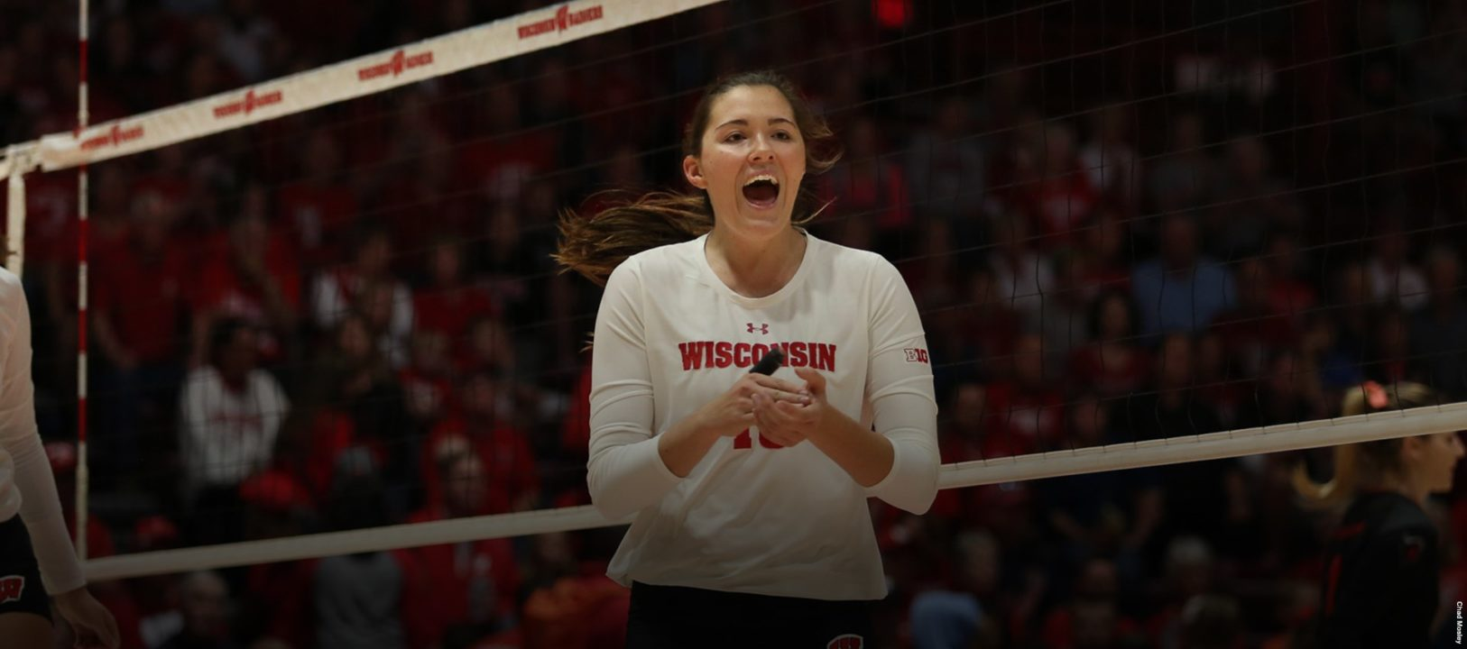 Grace Loberg Out Injured For #3 Wisconsin Against Rutgers