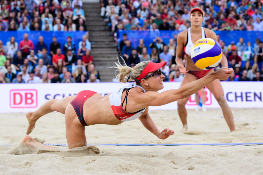 10 Questions with FIVB Top Defensive Player Heather Bansley
