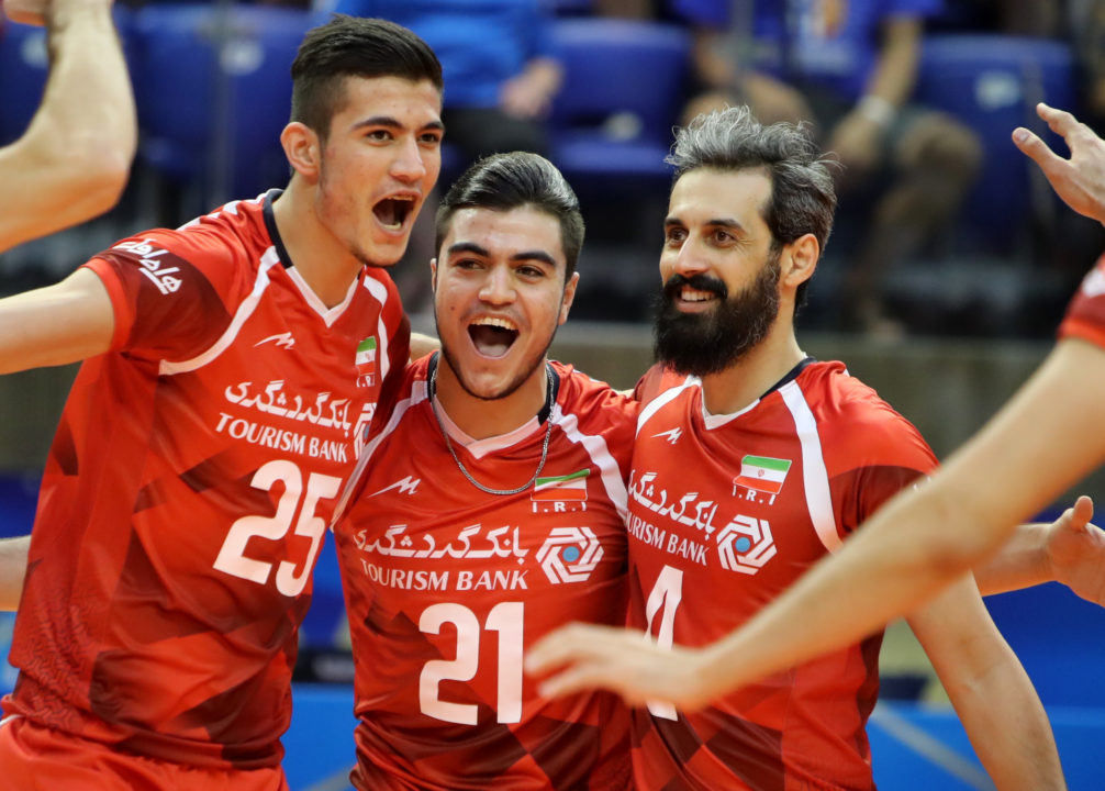 Iran Rallies for 5-Set Win, Poland Hangs on In 4 in Pool D Finale