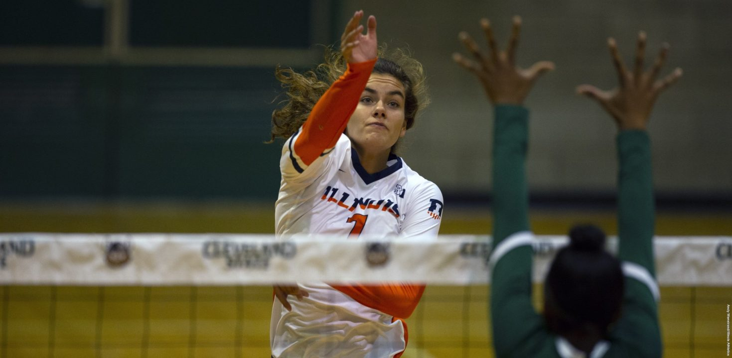 Illinois Stays Perfect; Creighton, UNI also win at Illini Classic